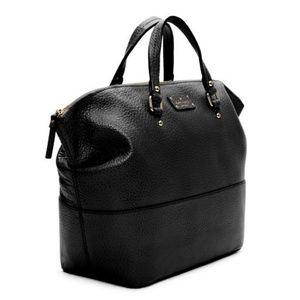 Kate Spade Grove Court Blaine Satchel Black